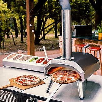 Ooni Karu Outdoor Pizza Oven with Baking Stone UU-P0A100 alt image 8