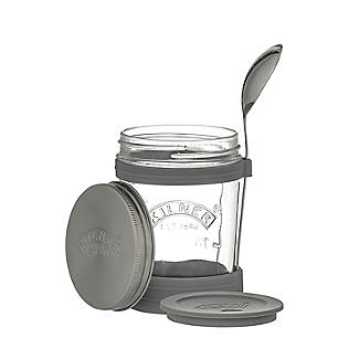 Kilner Soup Jar and Spoon Set