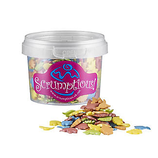 Scrumptious Sprinkles Glimmer Dinosaurs 60g alt image 1