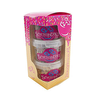 Scrumptious Sprinkles Ice Cream Additions Trio 230g alt image 1