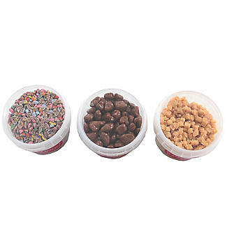 Scrumptious Sprinkles Ice Cream Additions Trio 230g alt image 2