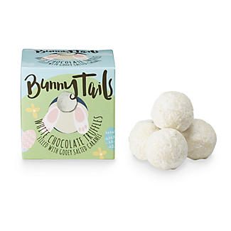 Bunny Tails White Chocolate Salted Caramel Truffles 56g