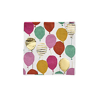 20 Talking Tables Balloon Napkins alt image 2