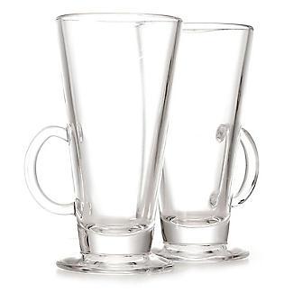 Latte Glasses 250ml – Pack of 2 alt image 2