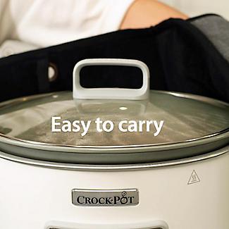 Crock-Pot Digital Slow Cooker 5L CSC026 alt image 12