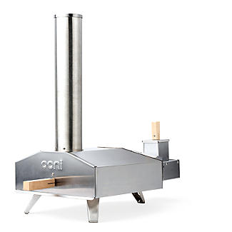Ooni 3 Outdoor Oven with Cover and Peel and Cookbook Bundle alt image 7