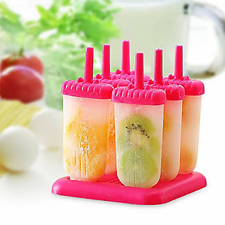 Fabulous Ice Lolly Moulds and Stand – Makes 6 alt image 2