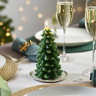 Christmas Tree Candles & Matches Set alt image 2
