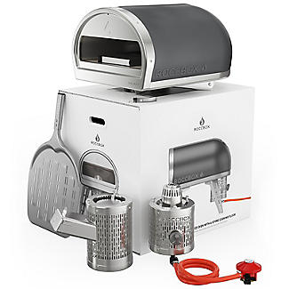 Gozney RoccBox Pizza Oven – Charcoal Grey RBX1GREYUK alt image 3