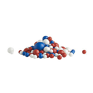 Scrumptious Sprinkles Red White and Blue Sprinkletti Bubbles 100g alt image 2