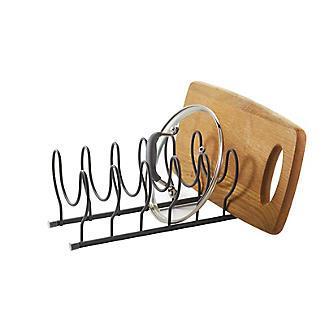 Sturdy Lid & Board Storage Rack alt image 6