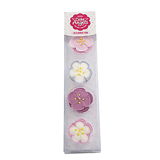10 Cake Angels Cherry Blossom Cake Toppers alt image 3