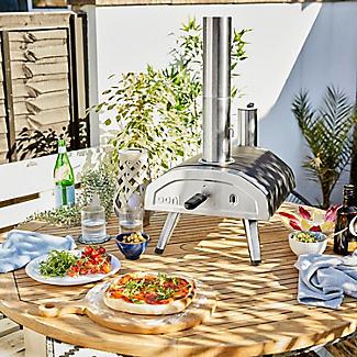 Ooni Fyra Wood-Fired Outdoor Pizza Oven UU-POAD00 alt image 2