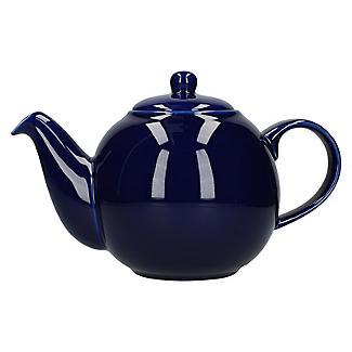 London Pottery Globe Teapot – 6 Cup Cobalt Blue
