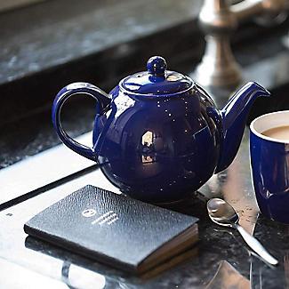London Pottery Globe Teapot – 6 Cup Cobalt Blue alt image 2