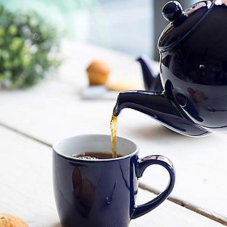 London Pottery Globe Teapot – 6 Cup Cobalt Blue alt image 3