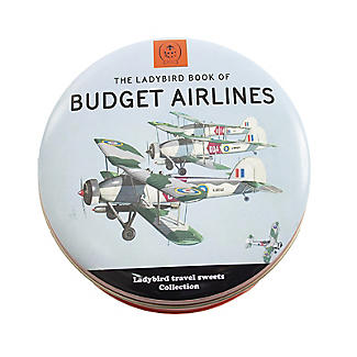 Mixed Fruit Travel Sweets – The Ladybird Book of Budget Airlines 150g