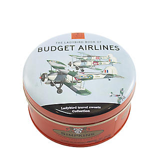 Mixed Fruit Travel Sweets – The Ladybird Book of Budget Airlines 150g alt image 2