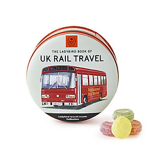 Mixed Fruit Travel Sweets – The Ladybird Book of UK Rail Travel – 150g
