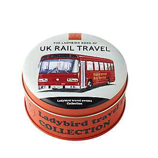 Mixed Fruit Travel Sweets – The Ladybird Book of UK Rail Travel – 150g alt image 2