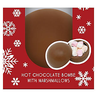 Cocoba Hot Chocolate Bombe Melt with Marshmallows 55g