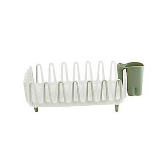 ILO Kitchen Dishrack & Cutlery Drainer Set - Sage Green alt image 4