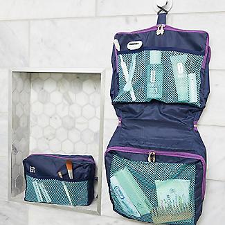 Lakeland Travel Shoes & Toiletries Bags 4pc Set alt image 2