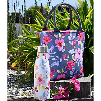 Summerhouse Lunch Bag & Water Bottle Set alt image 2