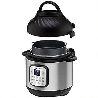 InstantPot Duo Crisp & Air Fryer Multicooker IP-DUO-CRISP80