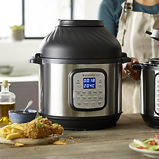 InstantPot Duo Crisp & Air Fryer Multicooker IP-DUO-CRISP80 alt image 2
