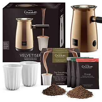 Hotel Chocolat Velvetiser Hot Chocolate System – Copper Edition 472755