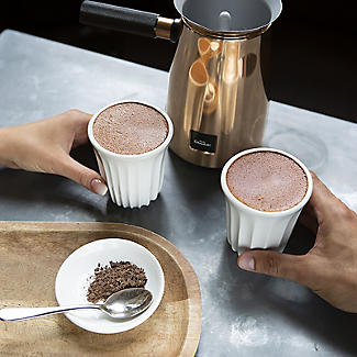 Hotel Chocolat Velvetiser Hot Chocolate System – Copper Edition 472755 alt image 2