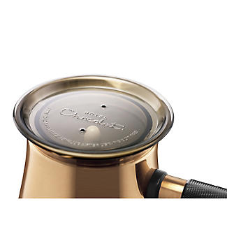 Hotel Chocolat Velvetiser Hot Chocolate System – Copper Edition 472755 alt image 4