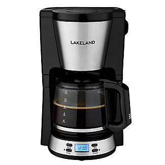 Lakeland Filter Coffee Machine with Glass Carafe 1.5 Litre alt image 3