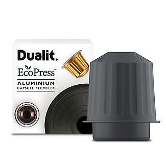 Dualit EcoPress Aluminium Coffee Capsule Recycler – 85112