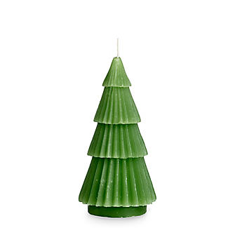 Small Christmas Tree Candle
