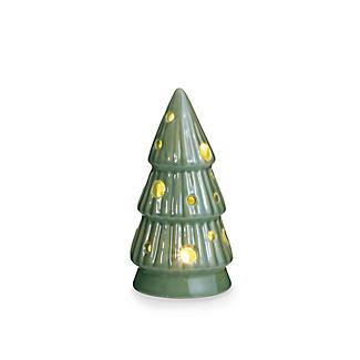 3 LED Ceramic Christmas Trees Decoration alt image 2