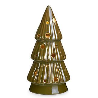 3 LED Ceramic Christmas Trees Decoration alt image 4