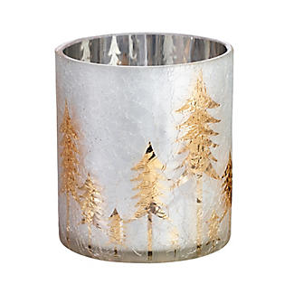 Lakeland Winter Forest Tealight Holder alt image 2