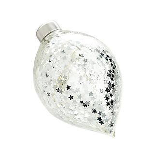 1.8m Glass Vintage Christmas Bauble Light String alt image 3