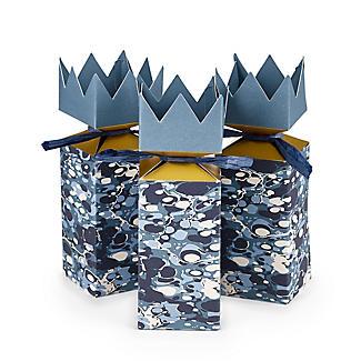 6 Lakeland Box Shaped Christmas Crackers  alt image 2