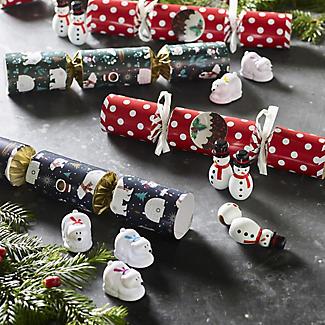 6 Lakeland Snowman Bowling Crackers alt image 2