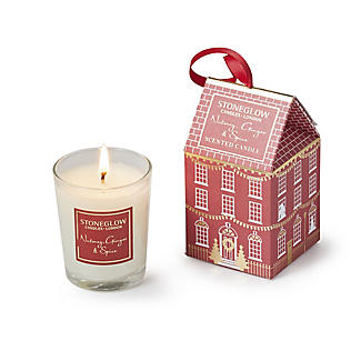 Stoneglow Candles Nutmeg, Ginger & Spice Scented Candle House