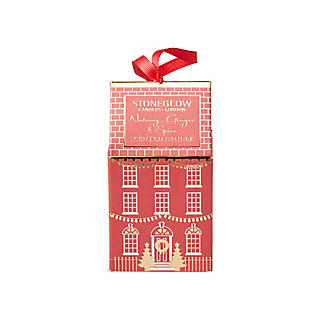 Stoneglow Candles Nutmeg, Ginger & Spice Scented Candle House alt image 3