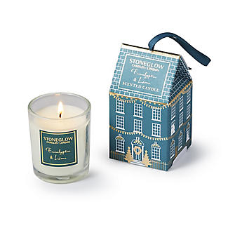 Stoneglow Candles Eucalyptus & Lime Scented Candle House