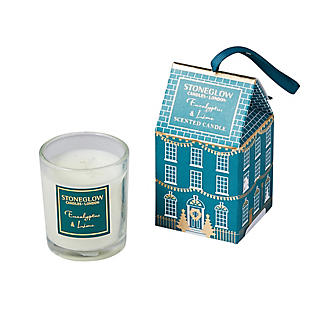 Stoneglow Candles Eucalyptus & Lime Scented Candle House alt image 2