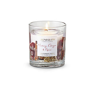 Stoneglow Candles Nutmeg, Ginger & Spice Candle Tumbler