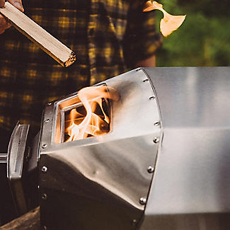 Ooni Karu Outdoor Pizza Oven UU-P0A100 with Cover and Pizza Peel alt image 9
