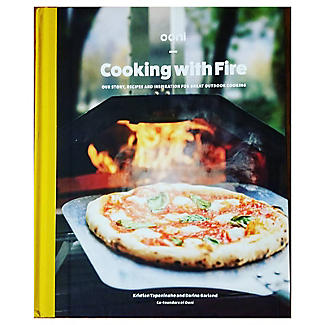 Ooni Karu Outdoor Pizza Oven UU-P0A100 with 10kg Wood Pellets and Cooking With Fire Book alt image 5