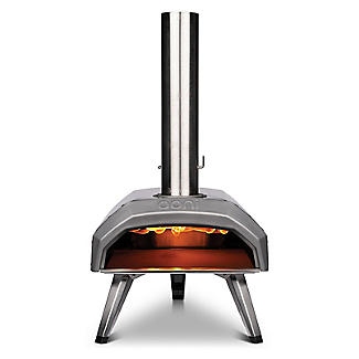 Ooni Karu Outdoor Pizza Oven UU-P0A100 with 10kg Wood Pellets and Cooking With Fire Book alt image 7